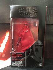 Star Wars Black Series Imperial Royal Guard 6 Inch Figure