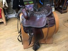 Tucker Western Saddle