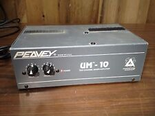 PEAVEY UM-10 2-Channel Mixer and Amplifier
