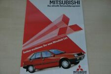 202363) Mitsubishi Colt Lancer Galant Starion Sapporo Prospekt 02/1984