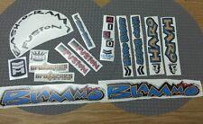 HARO SUPER BLAMMO DECALS MIDSCHOOL BMX REPOP SET