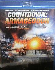 Countdown Armageddon Blu Ray Disc Action Movie Earthquakes Tornados Kim Little
