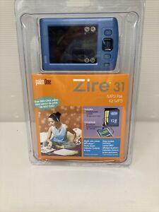 PalmOne ZIRE 31 Palm PDA Organizer 31 Essentials Hard Case Protector MP3 New