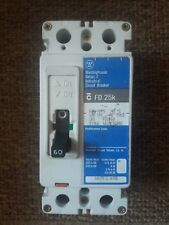 Westinghouse Series C Industrial Circuit Breaker 60 Amp 600Vac 2 Pole