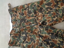 Vietnam War Duck Hunter Camo Pants