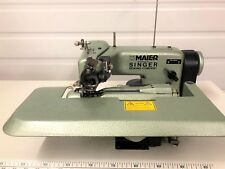 Maier 241-1 German Made Blindstitch Complete Unit Industrial Sewing Machine