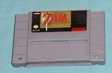 The Legend of Zelda: A Link to the Past (Super Nintendo) SNES cartridge only