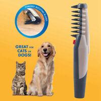 Electric Dog Cat Grooming Comb Groomer Pet Hair Scissor Trimmer