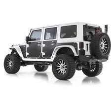 Jeep Wrangler JK MAG Armor Magnetic Trail Skins 2007-2017 4 Door 76994