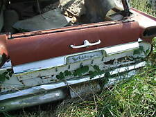 FORD EDSEL VILLAGER STATION WAGON TRUNK LIFT GATE HATCH