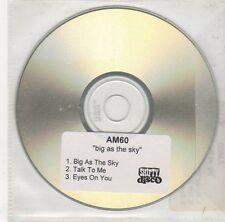 (EJ327) AM60, Big As The Sky - DJ CD
