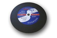"""ABRACS PROFLEX METAL CUTTING CHOPSAW DISCS 350DM x 2.8 x 25 14"""" x50 PF3502825FM"""