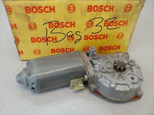 BRAND NEW GENUINE BOSCH PORSCHE 911 912E 930 PASSENGER'S DOOR POWER WINDOW MOTOR