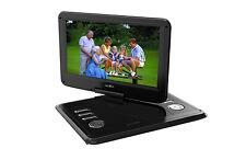 """Reflexion DVD1203 portabler ca 12"""" LCD-Bildschirm mit DVD Player zum Top Preis"""