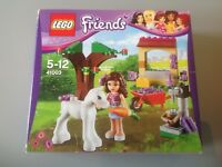 Lego Friends Olivia New Born Foal Set 41003