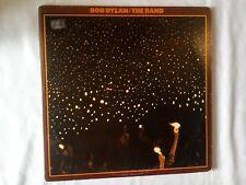 BOB DYLAN & THE BAND before the flood EX 2 x Vinyl LP record CBS22137 1st Press