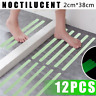 Safety Noctilucent Anti Skid Bathroom Treads Stickers Waterproof Non Slip Tape