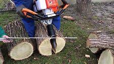 "Log Wood Splitter Cone for Gasoline Earth Auger Petrol Log Splitter Screw Ø 20"""