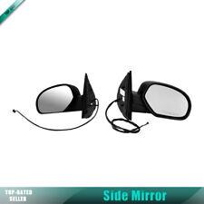 Dorman Left+Right Power Heated Fold Away Side Mirror For 07-11 CADILLAC ESCALADE