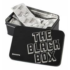 Secura preservativi poco odore del lattice 50 pezzi condom preservativo profilat