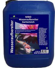 (2,98€/L)MIBO Wasseraufbereiter Gartenteich 5 l für 100.000 Liter Teichpflege