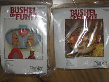 """Fun Crafting Kits - Welcome Nest and Happy Bears Sign Bushel of Fun"""""""