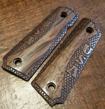 1911 22 Grips - Walnut USA, Will fit Browning 1911- 22 or 380