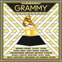 2016 Grammy Nominees (Various Artists) CD