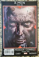 X-Men #206 - Messiah Complex Marvel Feb '08 FN/VF