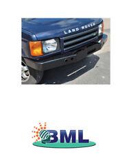 LAND ROVER DISCOVERY 2 1998-04 HEAVY DUTY STEEL FRONT WINCH BUMPER. PART- DA5645