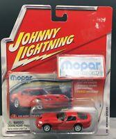 Johnny Lightning 2003 Mopar or no car 1998 Dodge Viper GTS  #18 1:64