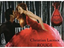 Avon Christian  Lacroix Rouge 50ml Perfume BNIB ***discontinued***