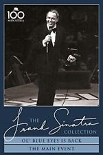 Frank Sinatra - Ol' Blue Eyes Is Back + The Main Event (NEW DVD)