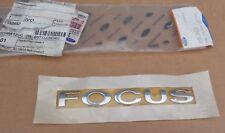 "Ford Focus + C-Max Schriftzug ""FOCUS"" Ford-Finis 1532625  -  7M51-R42528-BB"