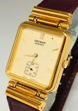 ORIENT J83904 JAPAN TIME  VERY VINTAGE RETRO OROLOGIO WATCH UHR RELOJ RV196 IT