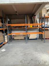More details for industrial dexion speedlock pallet racking for storage