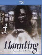 Haunting Collection: 4 Movies (Blu-ray Disc, 2015) BRAND NEW SEA:ED Horror