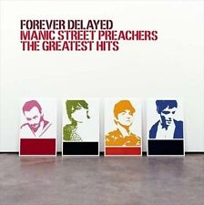 Forever Delayed: The Greatest Hits by Manic Street Preachers (CD, Oct-2002, Epic
