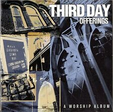 Offerings : A Worship Album - Third Day (CD)
