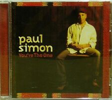 PAUL SIMON 'YOU'RE THE ONE' 11-TRACK CD