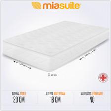 MATERASSO NEWLATTEX   5 MISURE    80x190-120x190-160x190-160x200-180x200