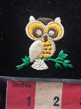 Cutest Ever Hoot OWL Patch 75WZ