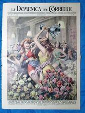 La Domenica del Corriere 23 ottobre1949 Miami - Saluzzo - Marina mercantile