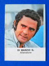 FIGURINA CALCIO LAMPO 1977-78 - N. 161 - DI MARZIO - NAPOLI - new