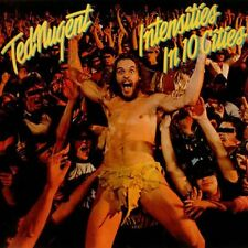 TED NUGENT - INTENSITIES IN 10 CITIES - CD NEW SEALED 2015