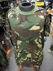 T-SHIRT WOODLAND CAMOFLAGE  MENS ARMY TRU SPEC MADE IN USA MILITARY S M L