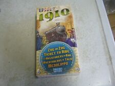 Ticket to Ride - USA 1910 Days of Wonder Expansion Pack Brand New Factory Sealed