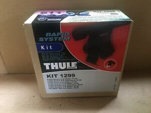 Thule Fitting Kit 1299 for Ford Escort, Orion, Scorpio & Peugeot  406 SEE LIST