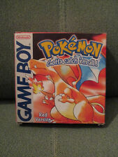 Pokemon - Game Boy - Red Version