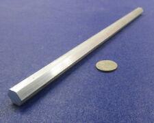 6061 Aluminum Hex Rod 12 Hex X 1 Ft Length 3 Units